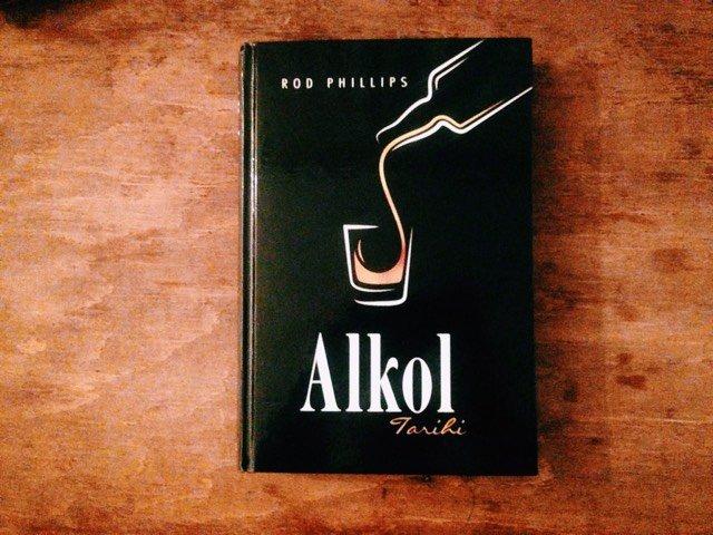 Alkol Tarİhİ Kİtabından Bİr Kaç Alıntı