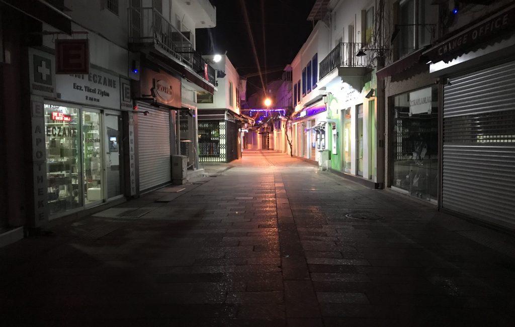 Bodrum Sokakları
